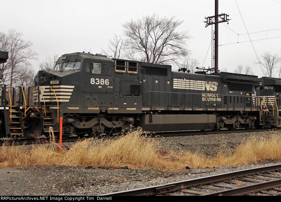 NS 8386 on 14G